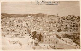 ISRAELE-BETLEMME - Israele