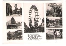 Osterreich - Wien - Prater - Alte Ansichten - Riesenrad - Prater