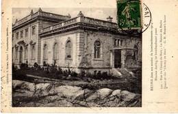 REIMS DANS SES ANNÉES DE BOMBARDEMENTS 1914-18 - 330 RUE DU CHAMP DE MARS - LA MAISON DU BOCHE - Reims
