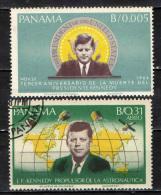 PANAMA - 1966 - JOHN FITZGERALD KENNEDY - USATI - Panama