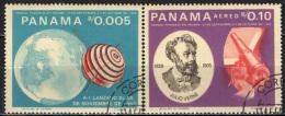 PANAMA - 1966 - JULES VERNE - USATI - Panama