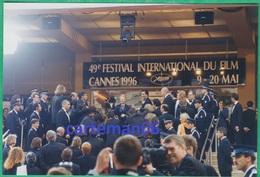 Artiste - Michèle Morgan Au Festival Du Film De Cannes En 1996 (cinéma) - Beroemde Personen