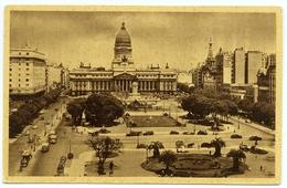 ARGENTINA : BUENOS AIRES - PLAZA DE CONGRESSO - Argentina