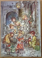 Calendrier De L'Avent. Vintage. Germany. Deutschland. - Calendriers