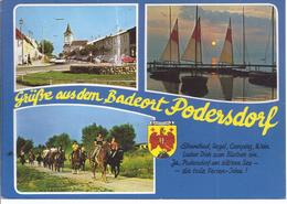 Podersdorf - Burgenland - Mehrbild (3)-     (89594) - Otros