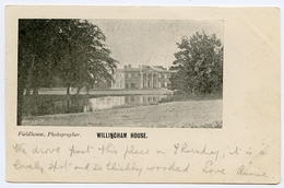 WILLINGHAM HOUSE - England