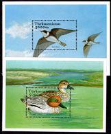 Turkmenistan 2002 Birds Souvenir Sheet Unmounted Mint. - Turkmenistan