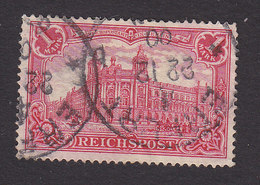Germany, Scott #62, Used, General Post Office, Issued 1900 - Used Stamps