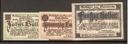 AUSTRIA NOTGELD 566 II Losenstein - Austria