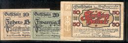 AUSTRIA NOTGELD 601 Mauthausen Lot 2 - Austria