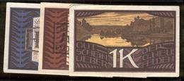 AUSTRIA NOTGELD 644 Neufelden - Austria
