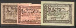 AUSTRIA NOTGELD 663 Neumarkt An Der Ybbs Lot 2 - Austria