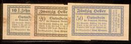 AUSTRIA NOTGELD 674 Noechling - Austria