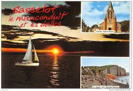 76-SASSETOT LE MAUCONDUIT-N°1028-B/0249 - Autres Communes