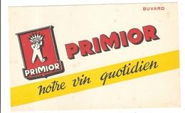 Buvard Primior Notre Vin Quotidien - Food