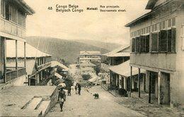 CONGO BELGE(MATADI) - Congo Belga - Otros