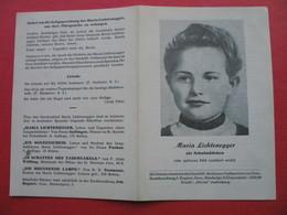 MARIA LICHTENEGGER.Graz - Santini