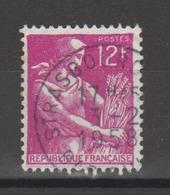 FRANCE / 1957 / Y&T N° 1116 - Oblitération De Février 1958. SUPERBE ! - France