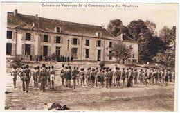 CHATEAU DE CERNON LE SALUT AU DRAPEAU   COLONIE DE VACANCES    ****   A   SAISIR ***** - Frankreich