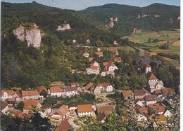 Streitberg Bei Forchheim - Fränk. Schweiz .  - Gesamtansicht   - (89599-48) - Forchheim