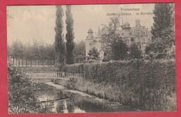 Vorselaar - Kasteel De Borrekens - 1923 ( Verso Zien ) - Vorselaar