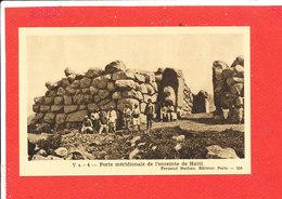 HATTI Cpa Porte Méridionale De L ' Enceinte De Hatti                554         Nathan - Turquie