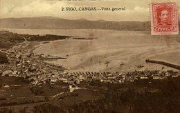 VIGO CANGAS VISTA GENERAL - La Coruña