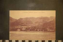 CP, OCEANIE, Polynésie, ILES MARQUISES,  Nuka-Hiva,  Le Fond De La Baie De Taiohae - Polynésie Française