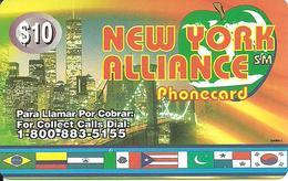 IDT: UTA Alliance New York 12.2003 - Vereinigte Staaten