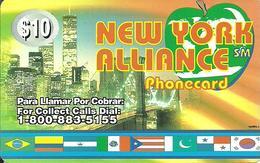 IDT: UTA Alliance New York 3 Month - Vereinigte Staaten