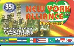 IDT: UTA Alliance New York 01.2005 - Vereinigte Staaten