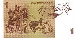 AUSTRALIA P. 42d 1 D 1983 UNC - 1974-94 Australia Reserve Bank (paper Notes)