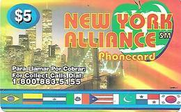 IDT: UTA Alliance New York Value Blue 3 Month - Vereinigte Staaten