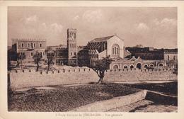 Cpa,1933,l'école Biblique De Jerusalem,histoire D'israel,prés Temple De Salomon,liban,jordanie,ég Ypte,rare,saint - Israel