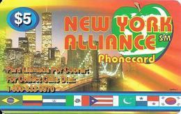 IDT: UTA Alliance New York Tel No ....9970 Orange 3 Month - Vereinigte Staaten