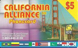 IDT: UTA Alliance California 04.2004 - Vereinigte Staaten