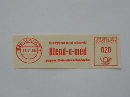 Ema, Meter, Medical, Dental, Toothpaste, Blend-a-med, Blood - Médecine