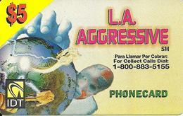 IDT: L.A. Aggressive 11.2005 - Vereinigte Staaten