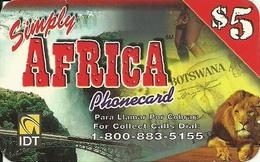 IDT: UTA Africa 09.2004 - Sonstige