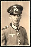 B3806 - Offizier Uniform - 2. WK WW - Albin Grieske - Guerre 1939-45