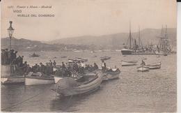 MATASELLO PUERTO CENTRAL VIGO  MUELLE DEL COMERCIO - La Coruña