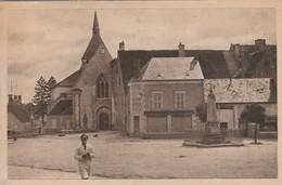 Indre : REUILLY : Place Du Marché - Otros Municipios