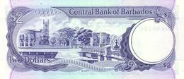 BARBADOS P. 36 2 D 1986 UNC - Barbados