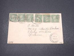 ETATS UNIS - Affranchissement De New York Sur Carte De Radio En 1926 Pour La France - L 16895 - Postal History