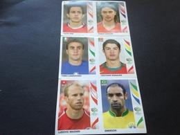 FIFA WORLD CUP - GERMANY 2006 - PANINI - 6 BILDCHEN - RONALDO - Altri