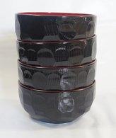 4 Japanese Urethane Bowls - Other