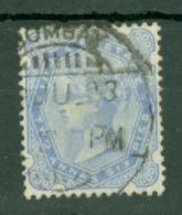 India: 1900/02   QV      SG118    2a 6p   Used - India (...-1947)