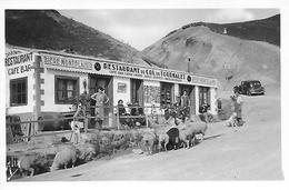 65)  REFUGE  DU COL DU TOURMALET (  Restaurant  ) - Autres Communes