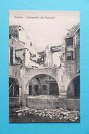 Cartolina Treviso - Sottoportico Del Buranelli - 1918 Ca. - Treviso