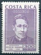 Costa Rica - 1999 - Yt 650 - Centenaire De La Naissance De Mgr. Victor Sanabria - ** - Costa Rica